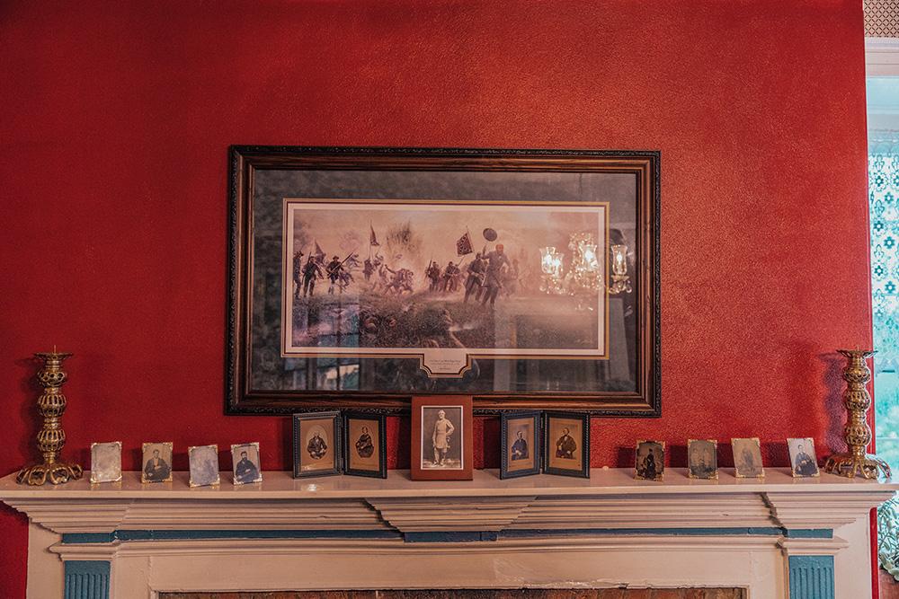 Fsirfield Inn 1757