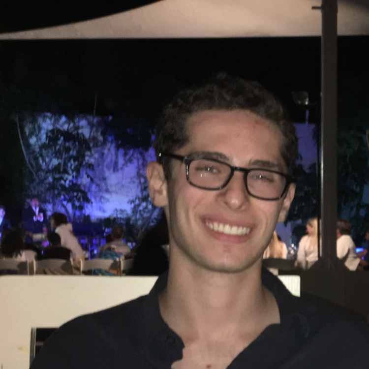 Blake Berkowitz - Undergraduate, 2018