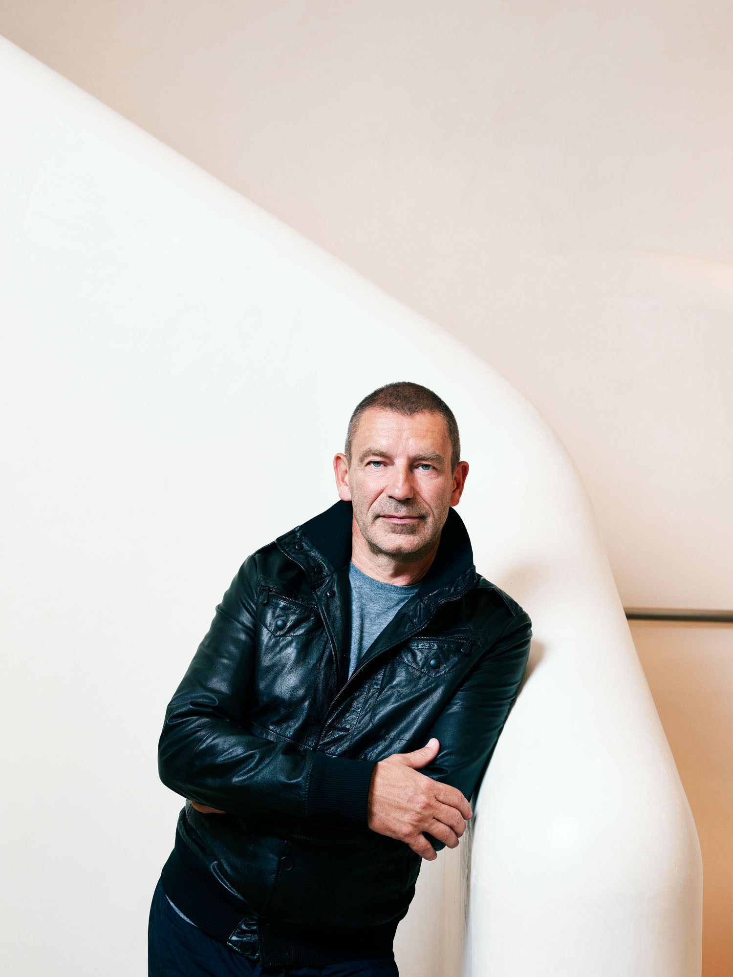 Tomas Maier, Creative Director of Bottega Veneta, Beverly Hills, California, 2016