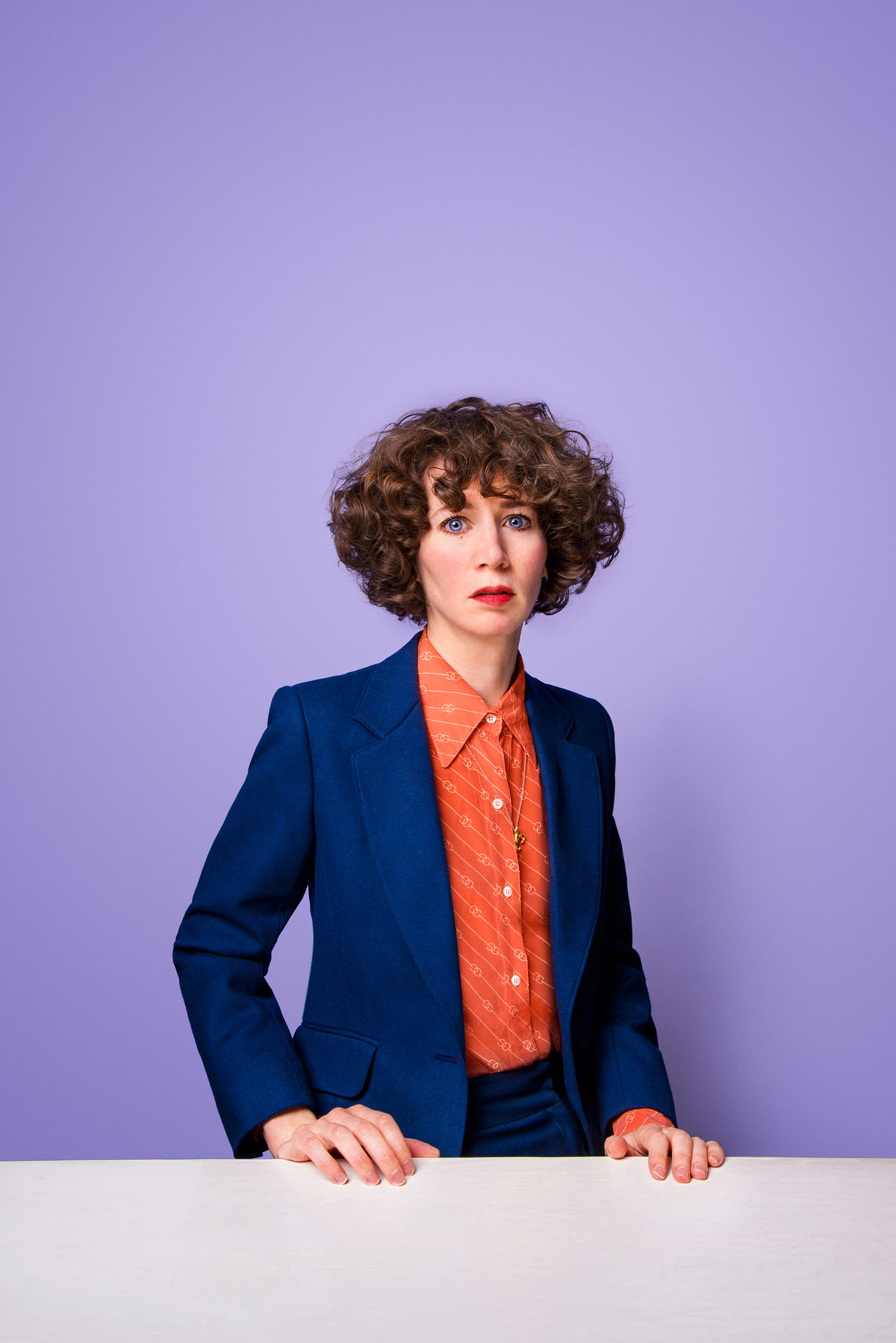 Miranda July, Artist, Los Angles, California, 2016