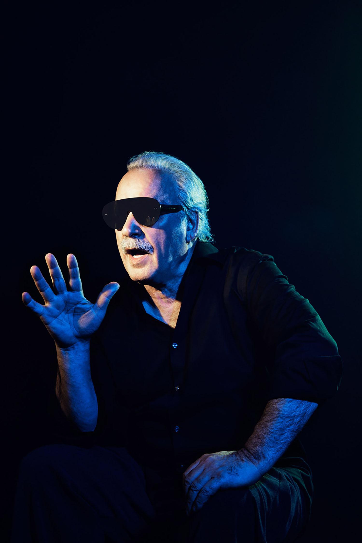 Georgio Moroder, Musician, Santa Monica, California, 2015