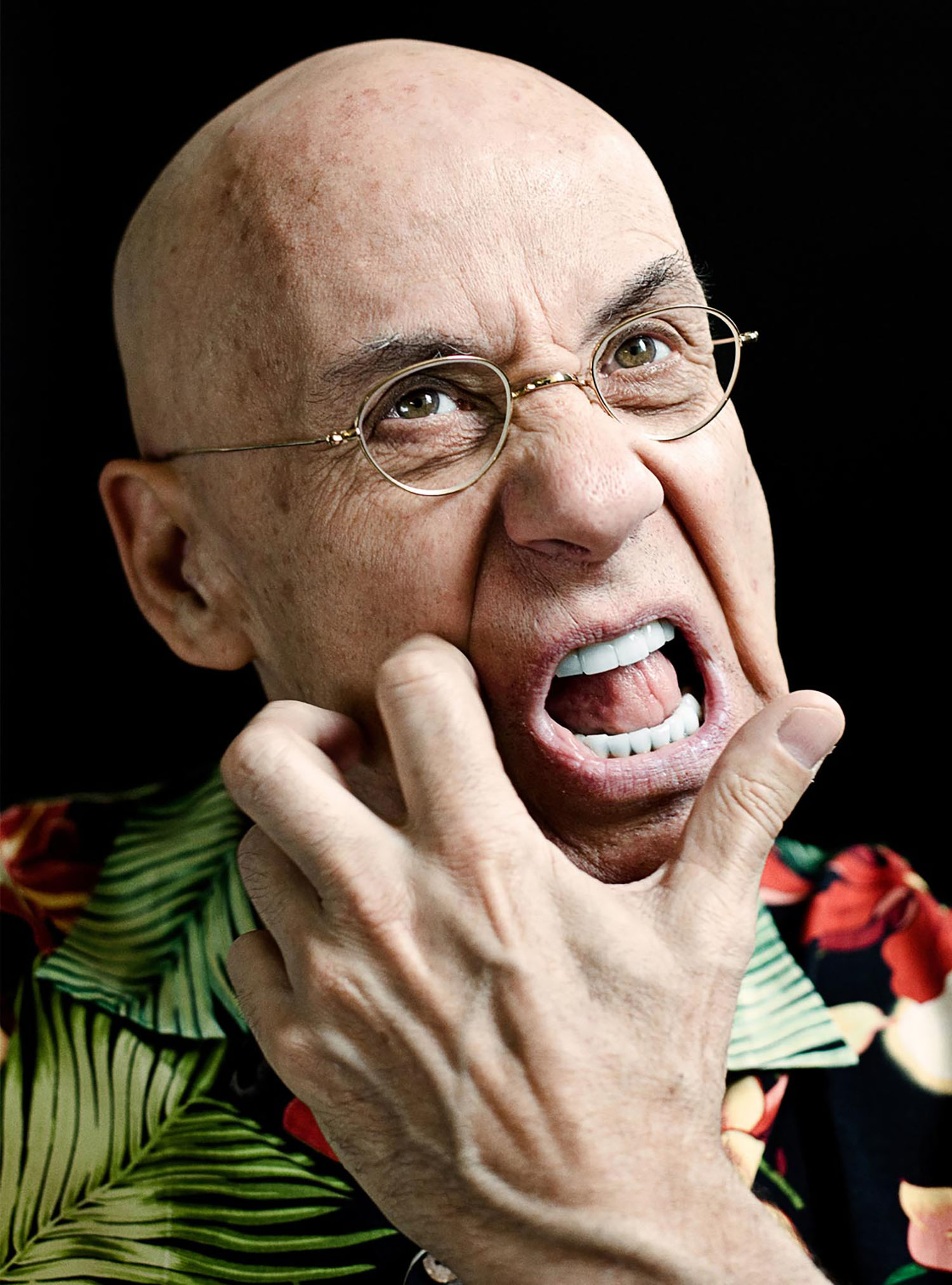 James Ellroy, Writer, Los Angeles, California, 2010