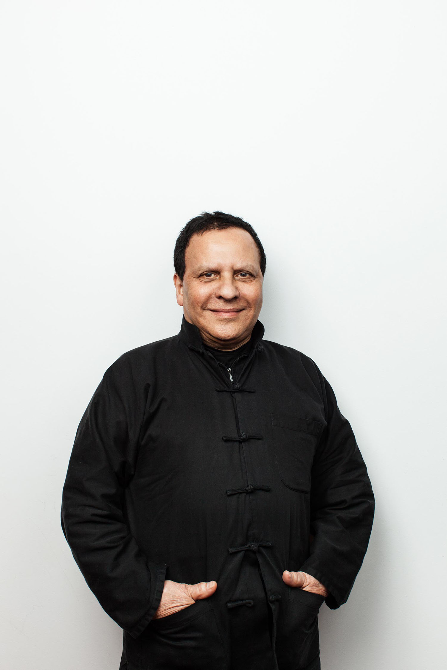 Azzedine Alaia, Designer, Los Angeles, California, 2013