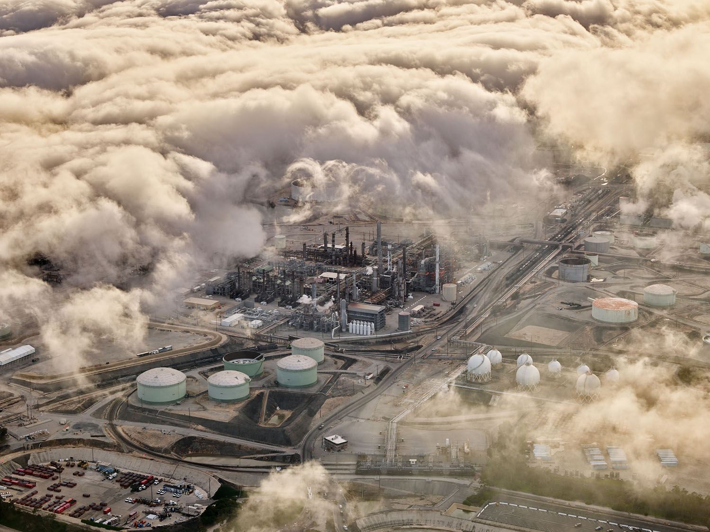 Chevron Refinery, El Segundo, California, 2017