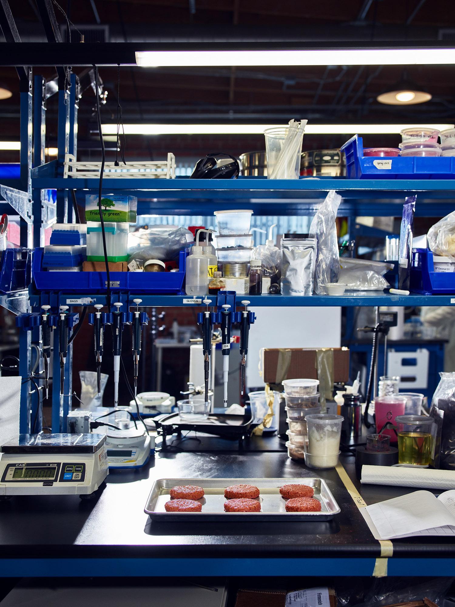 Beyond Meat Lab, El Segundo, California, 2017