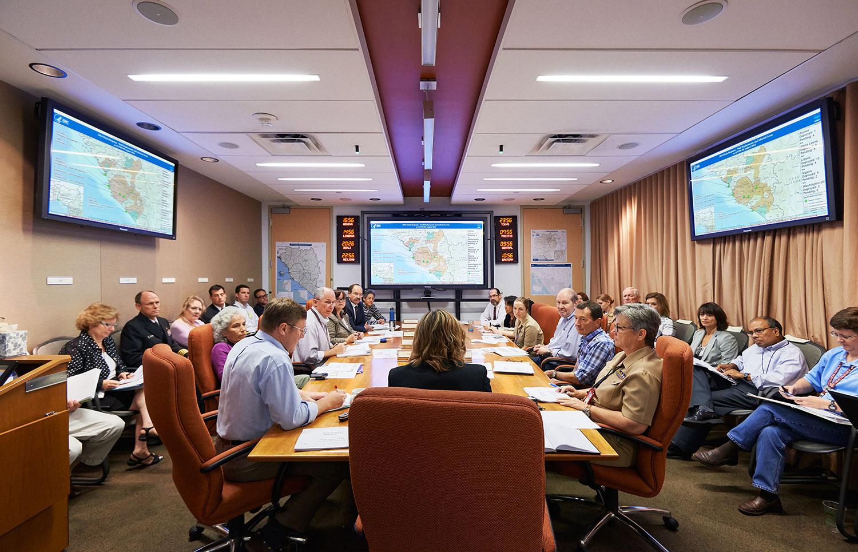 Ebola Response Team, CDC, Atlanta, Georgia, 2014