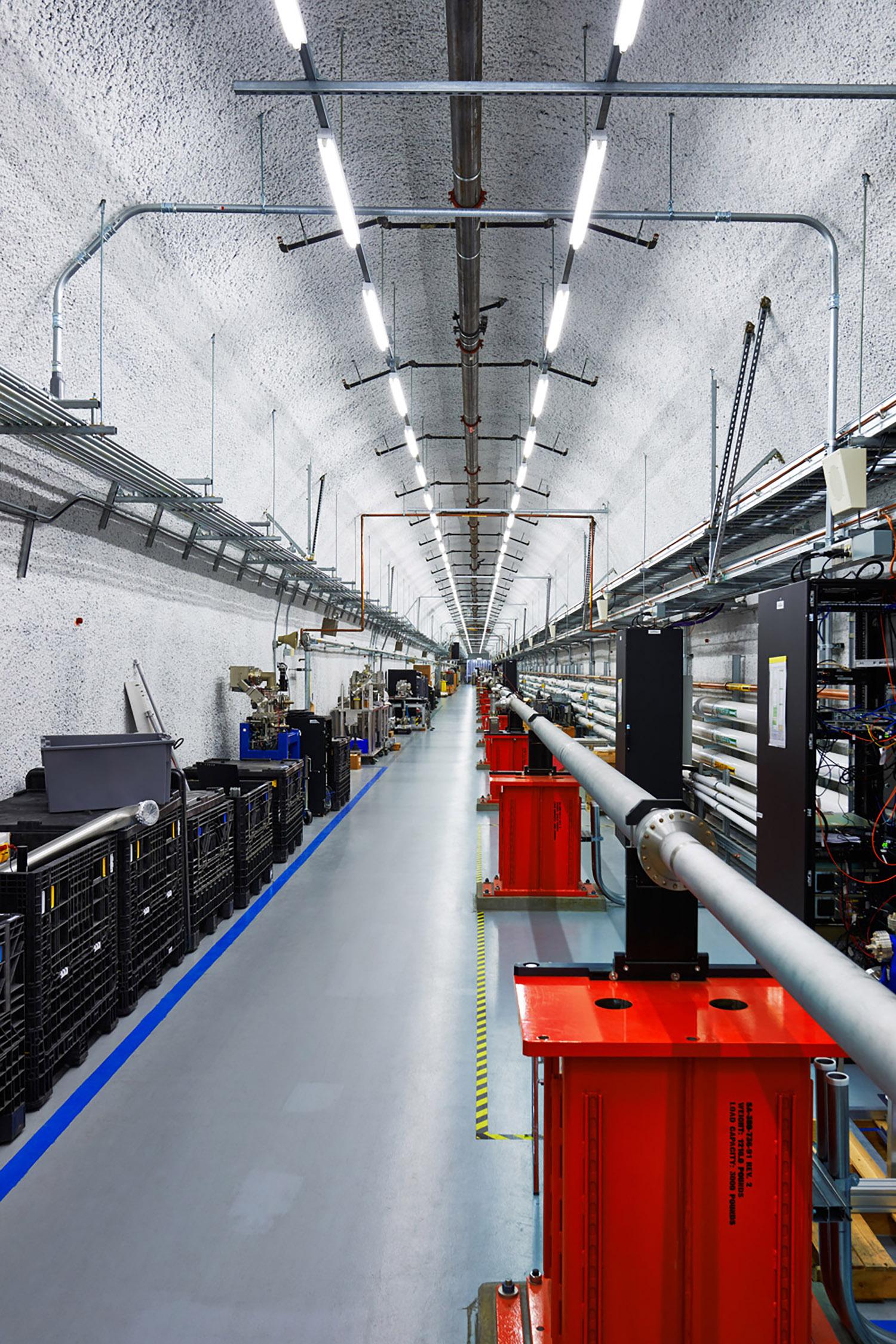 SLAC National Accelerator Laboratory, Stanford, California, 2013