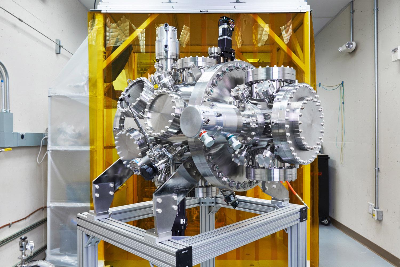 Vacuum Chamber, SLAC National Accelerator Laboratory, Stanford, California, 2013