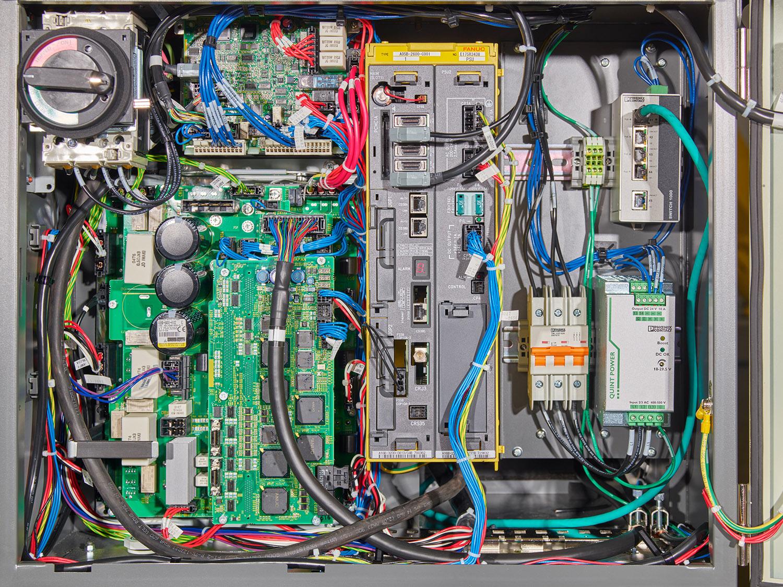 FANUC Roboti Computer, 2017