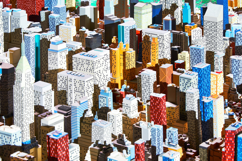 Panorama of the City of New York, Queens Museum, Corona, New York, 2016