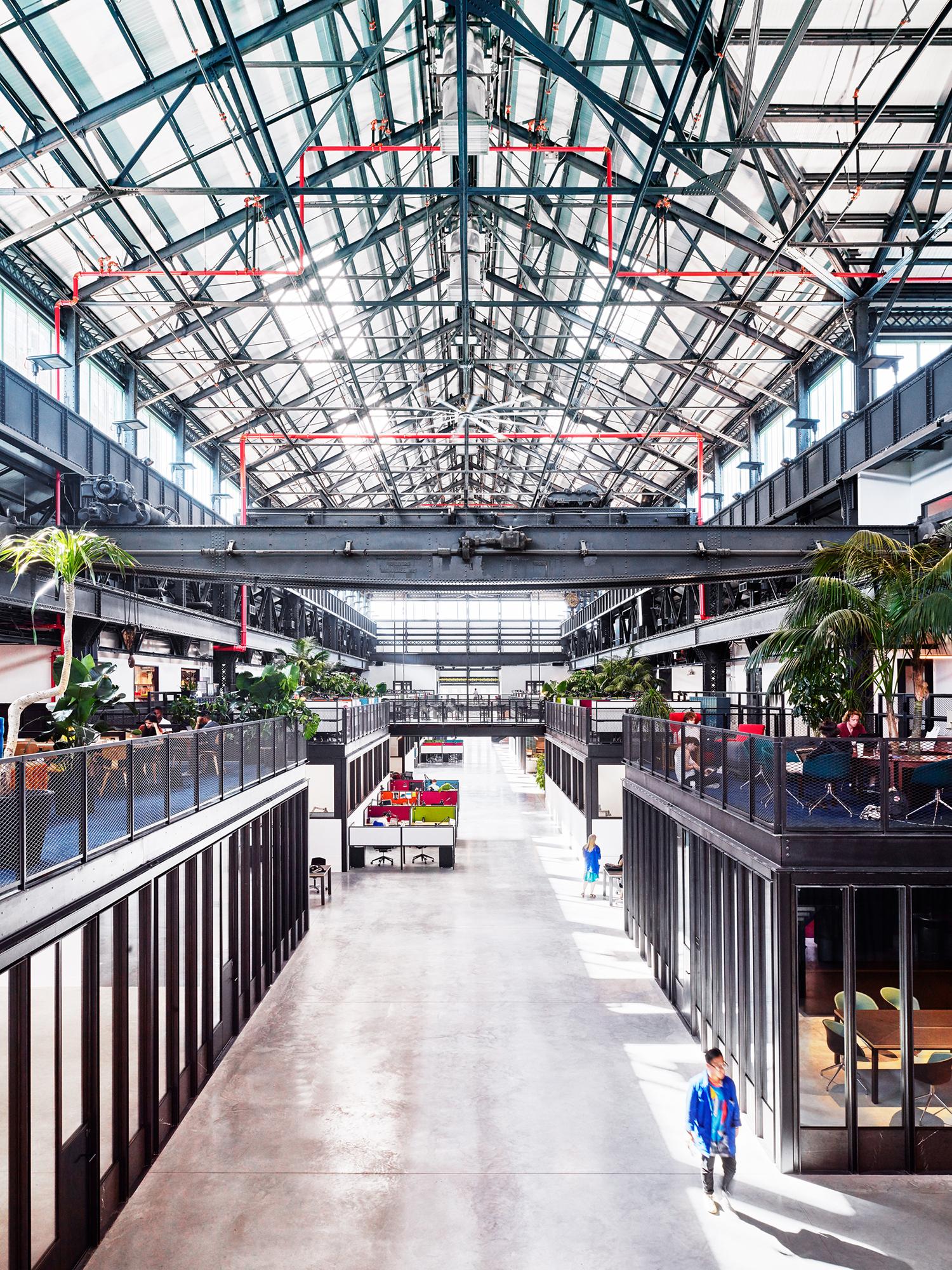 New Lab, Brooklyn, New York, 2016