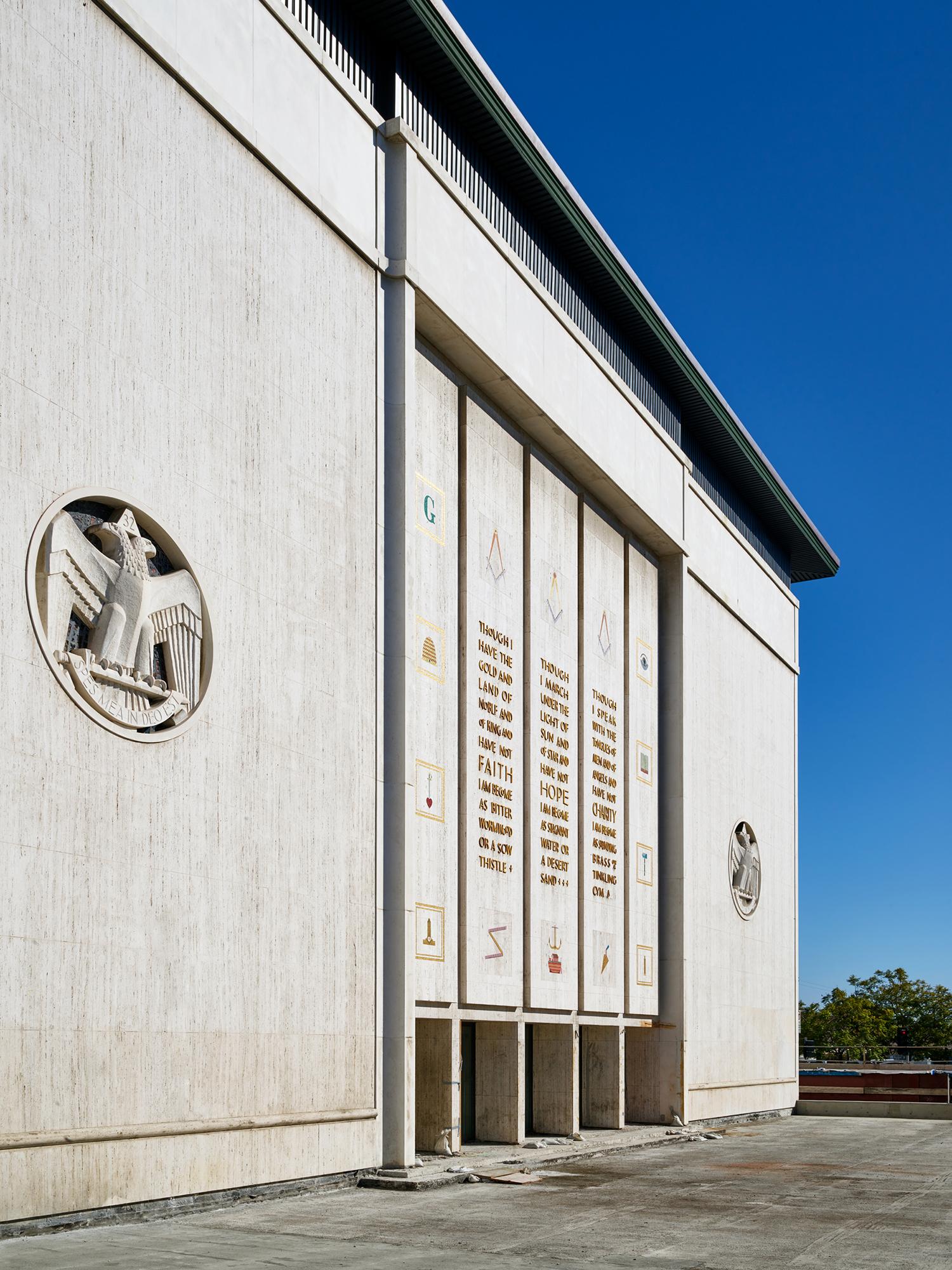The Marciano Art Foundation, Los Angeles, California, 2016
