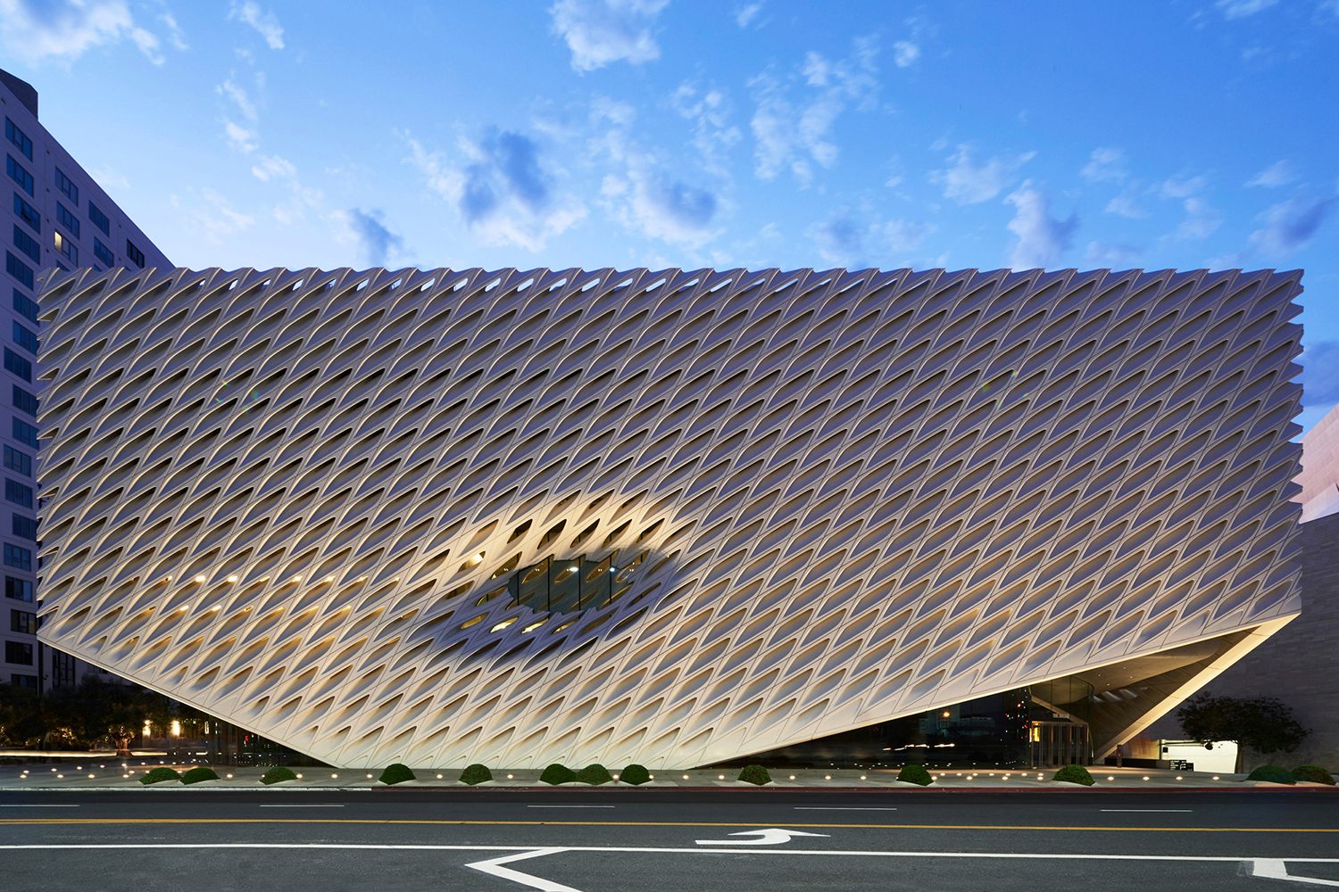 The Broad, Los Angeles, California, 2015