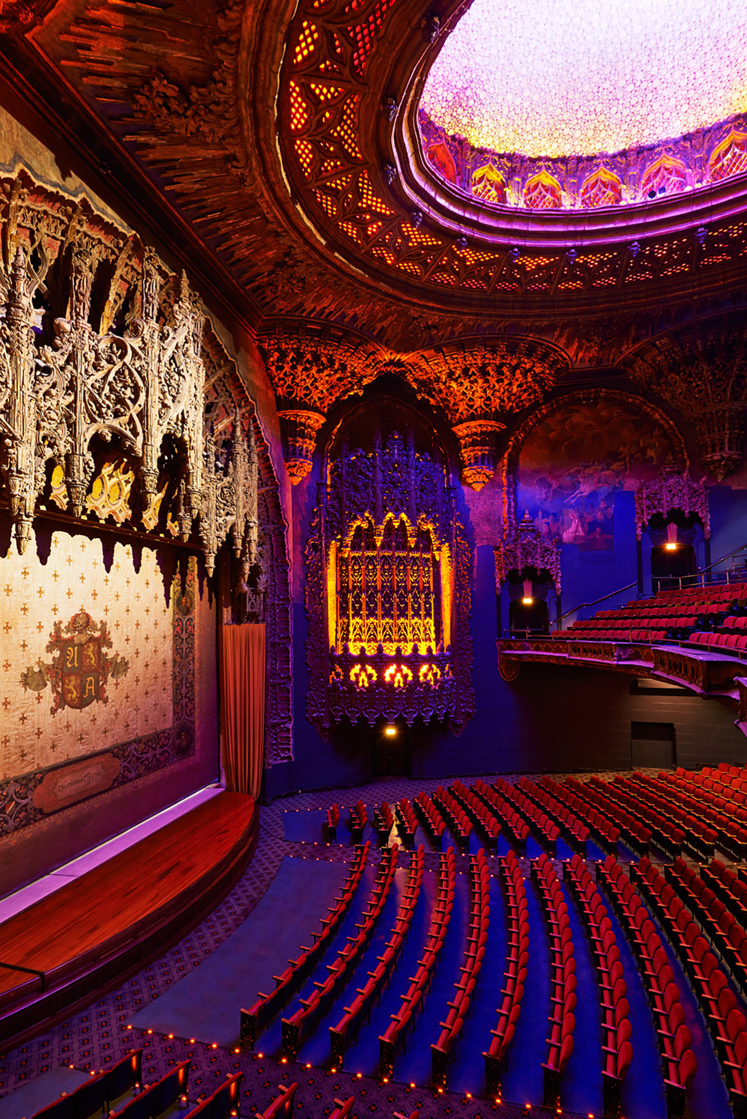 Ace Hotel Theater, Los Angeles, California, 2014