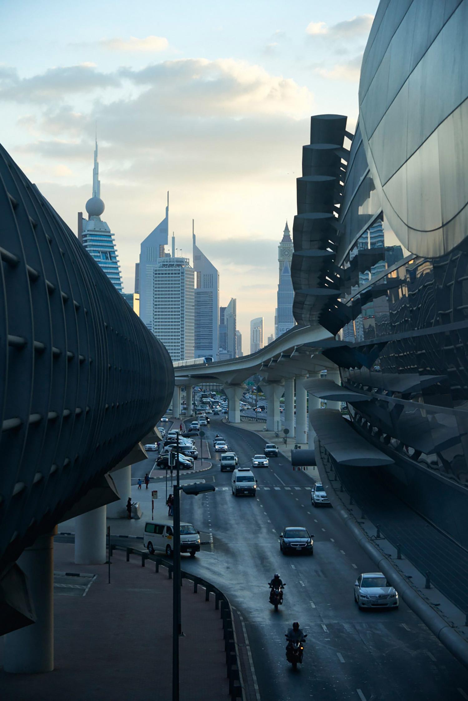 Dubai, United Arab Emirates, 2014