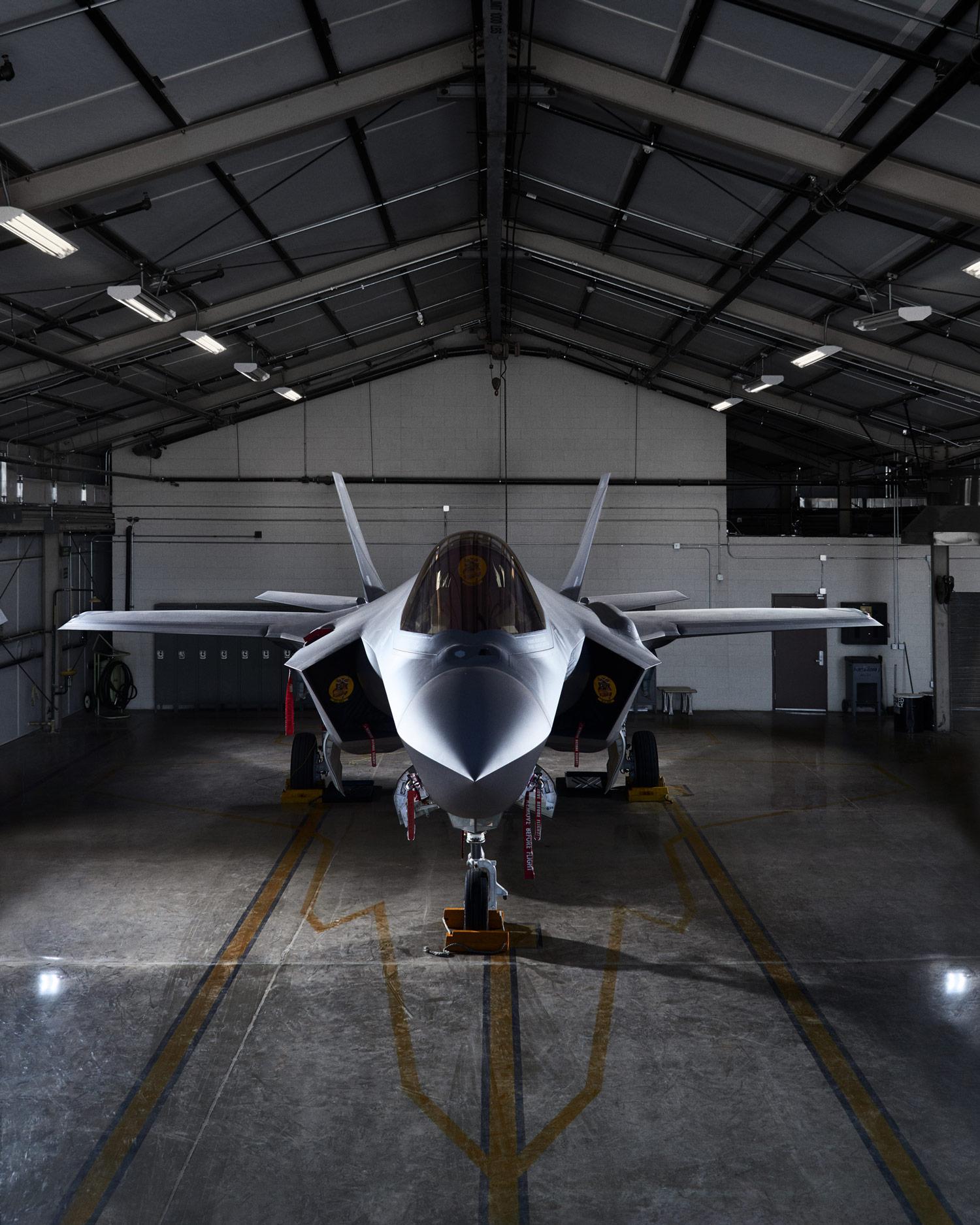 F-35, Luke Air Force Base, Arizona, 2015