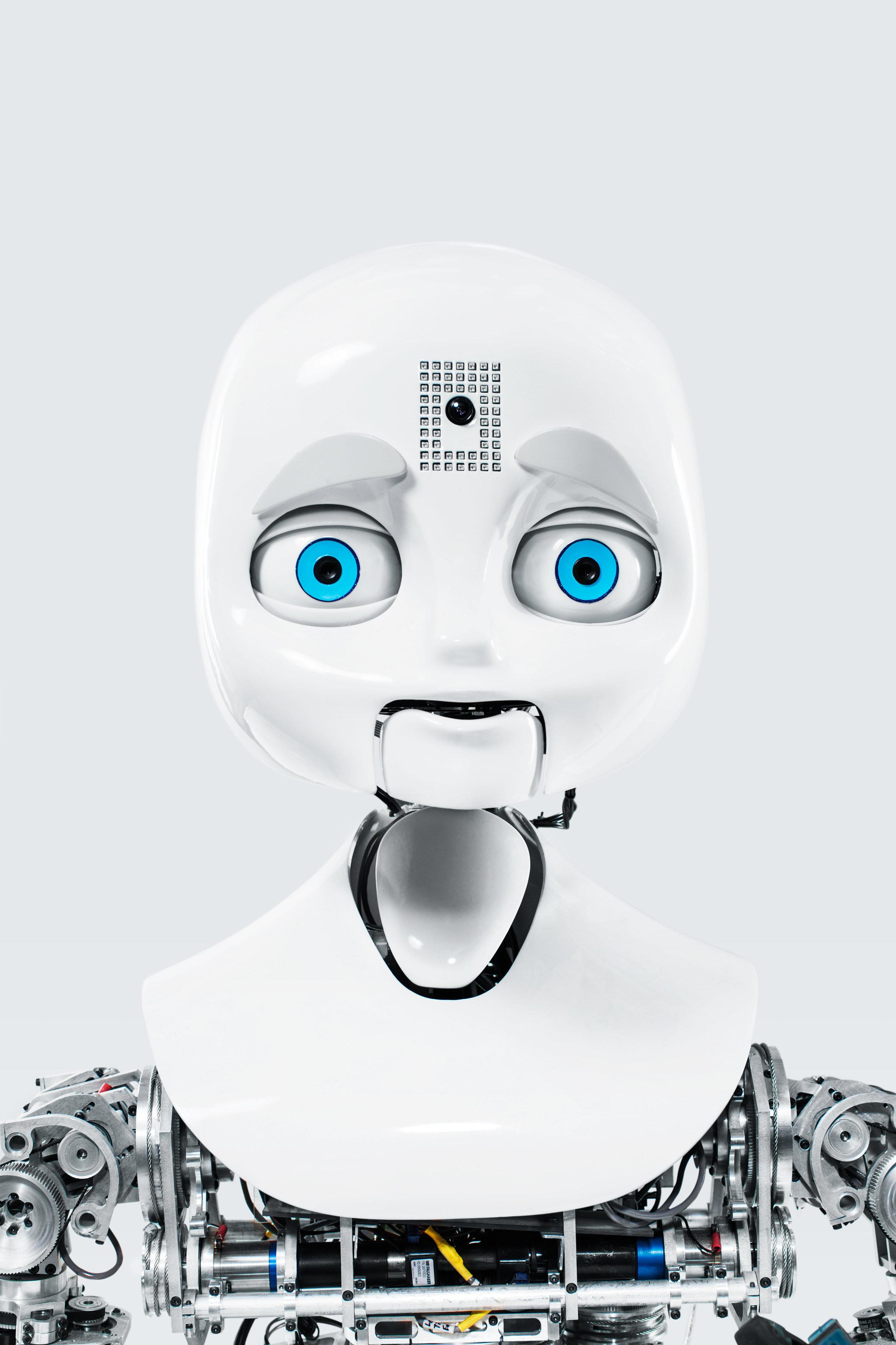 NEXI, MDS Robot, MIT Media Lab, Cambridge, Massachusetts, 2012