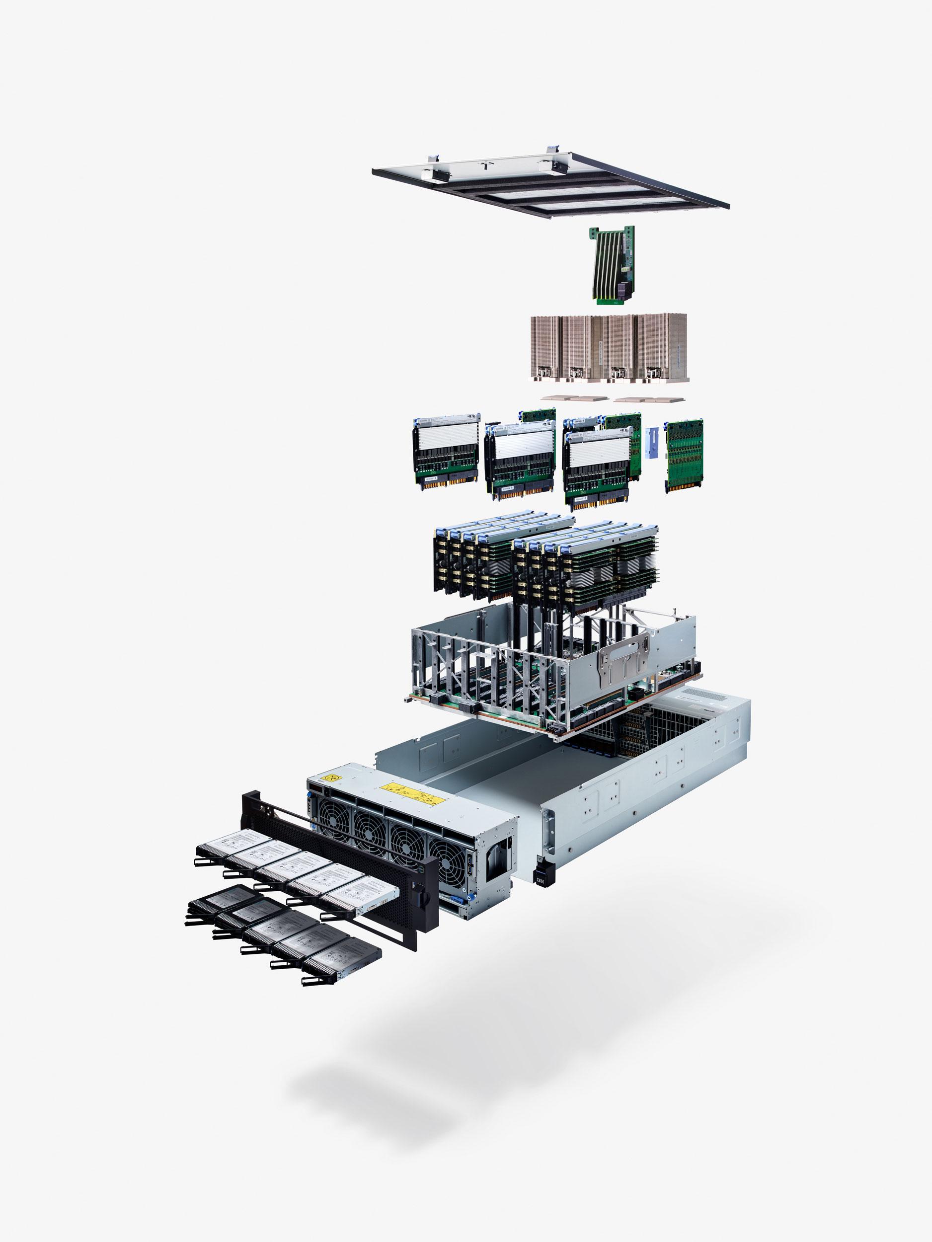 IBM Power System E950, 2018