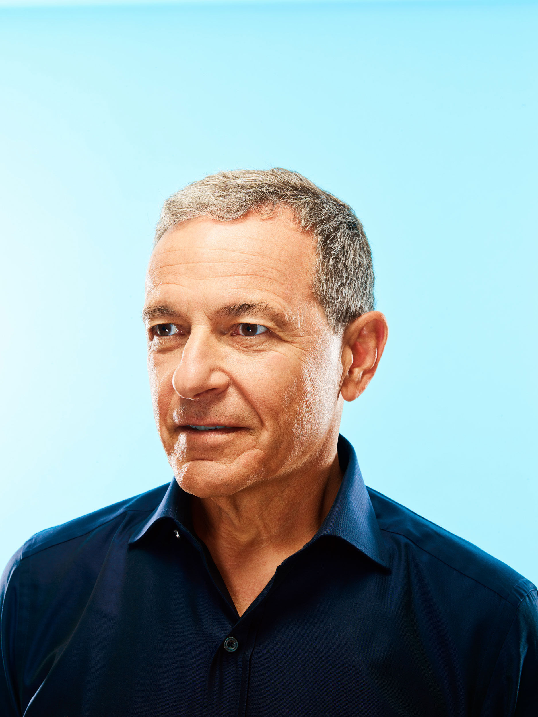 Bob Iger, CEO of Disney, Burbank, California, 2018