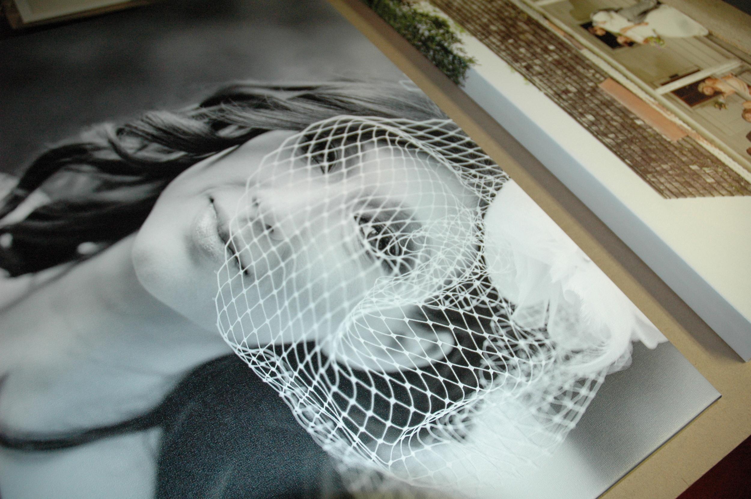 Canvas Gallery Wrap - Killer Creations - Royal Oak, MI