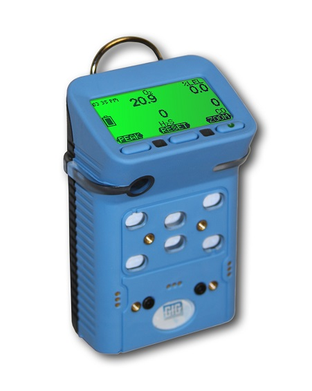 G460 Gas Detector Field Service, Inc.