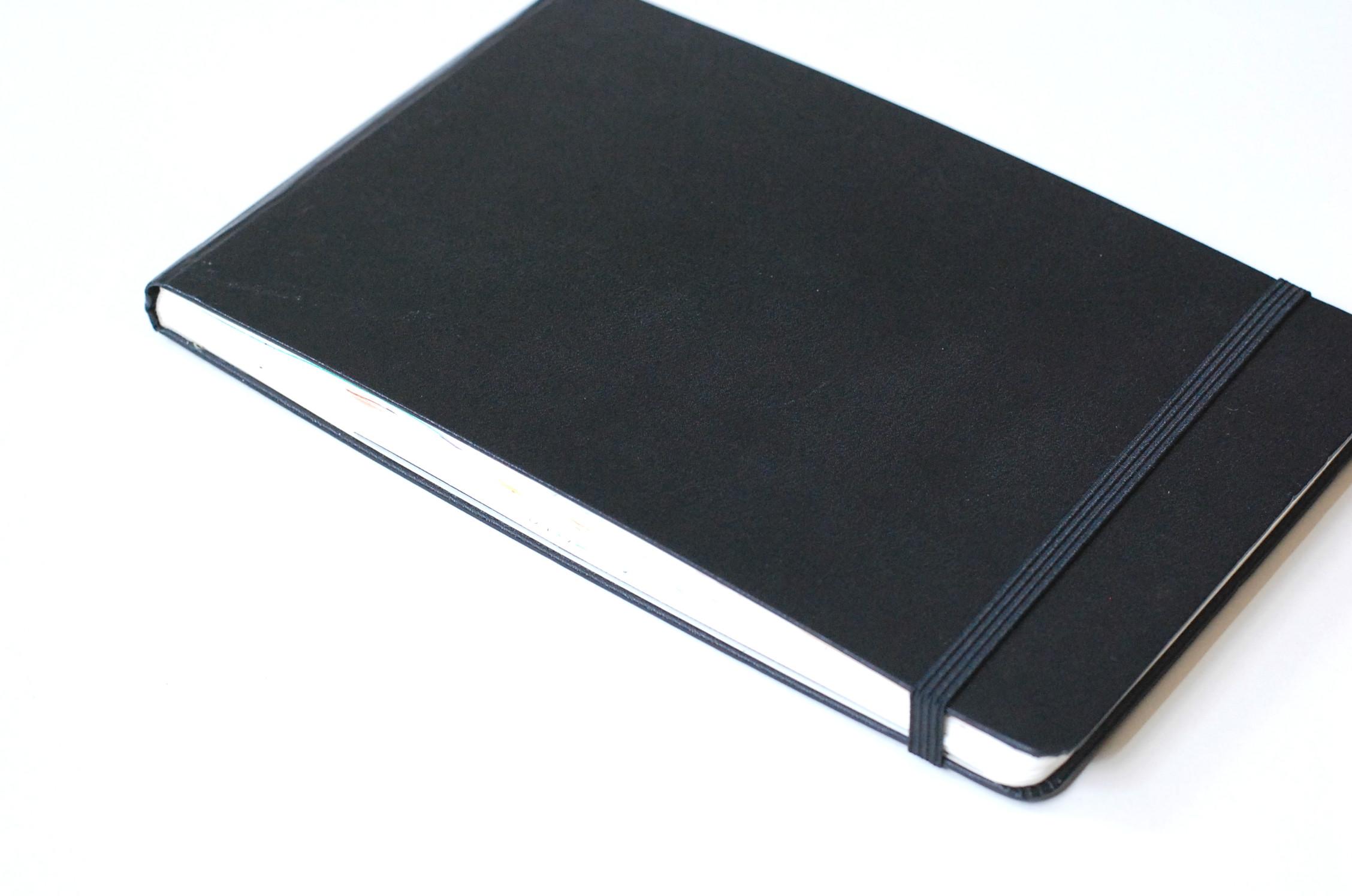 Moleskine - watercolor notebook