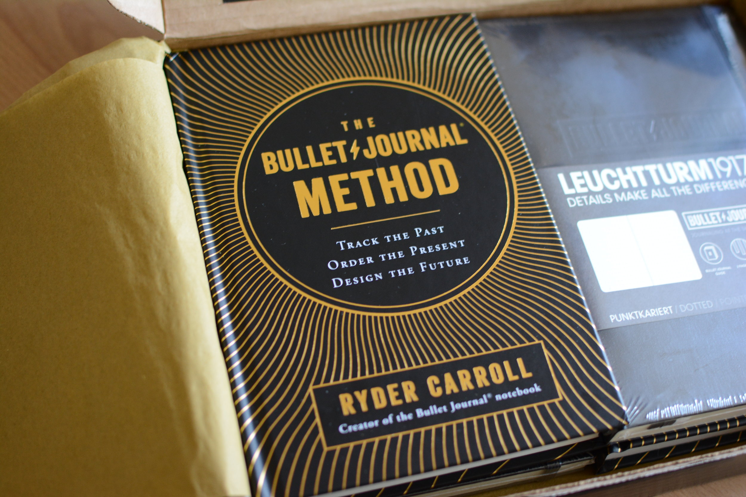 The Bullet Journal Method Book Review and Giveaway. Tiny Ray of Sunshine.9.JPG