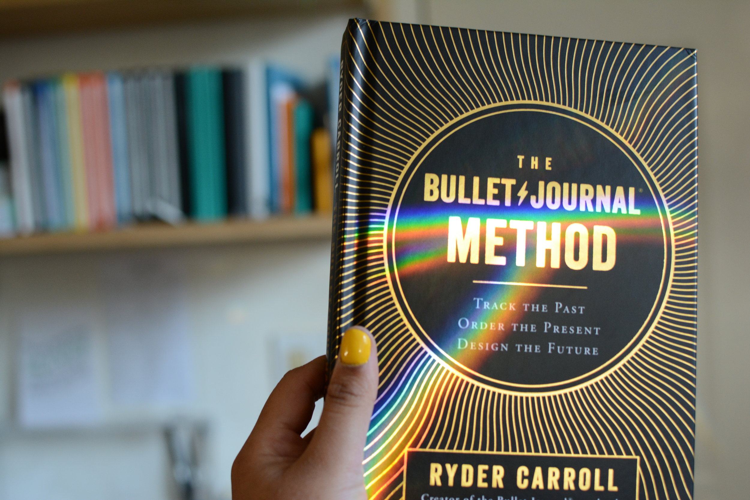 The Bullet Journal Method Book Review and Giveaway. Tiny Ray of Sunshine.12.JPG