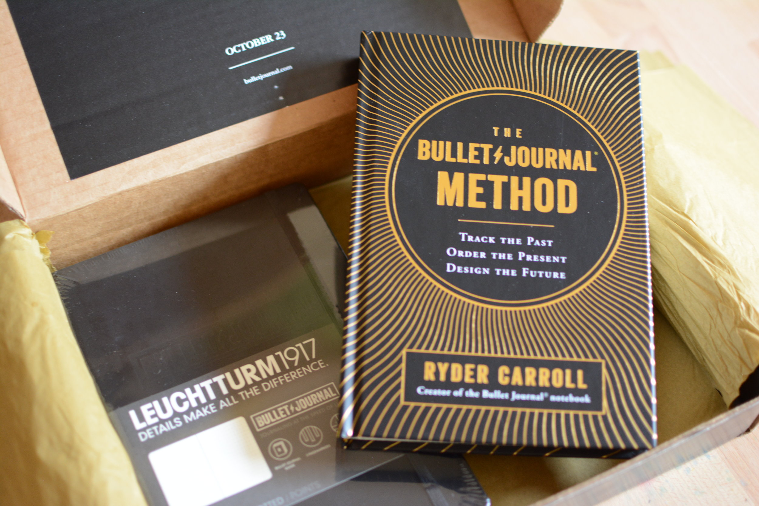 The Bullet Journal Method Book Review and Giveaway. Tiny Ray of Sunshine.53.JPG