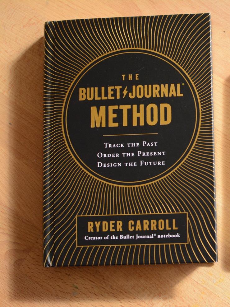 Buy The Bullet Journal Method - Hardcover version