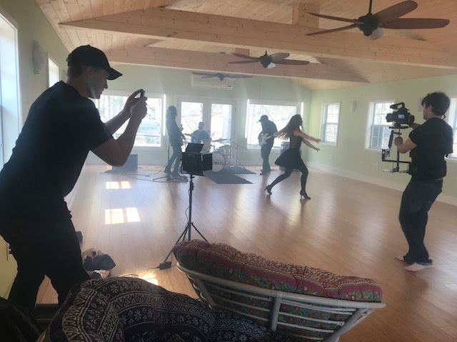 Yoga studio band:dance filming.jpg
