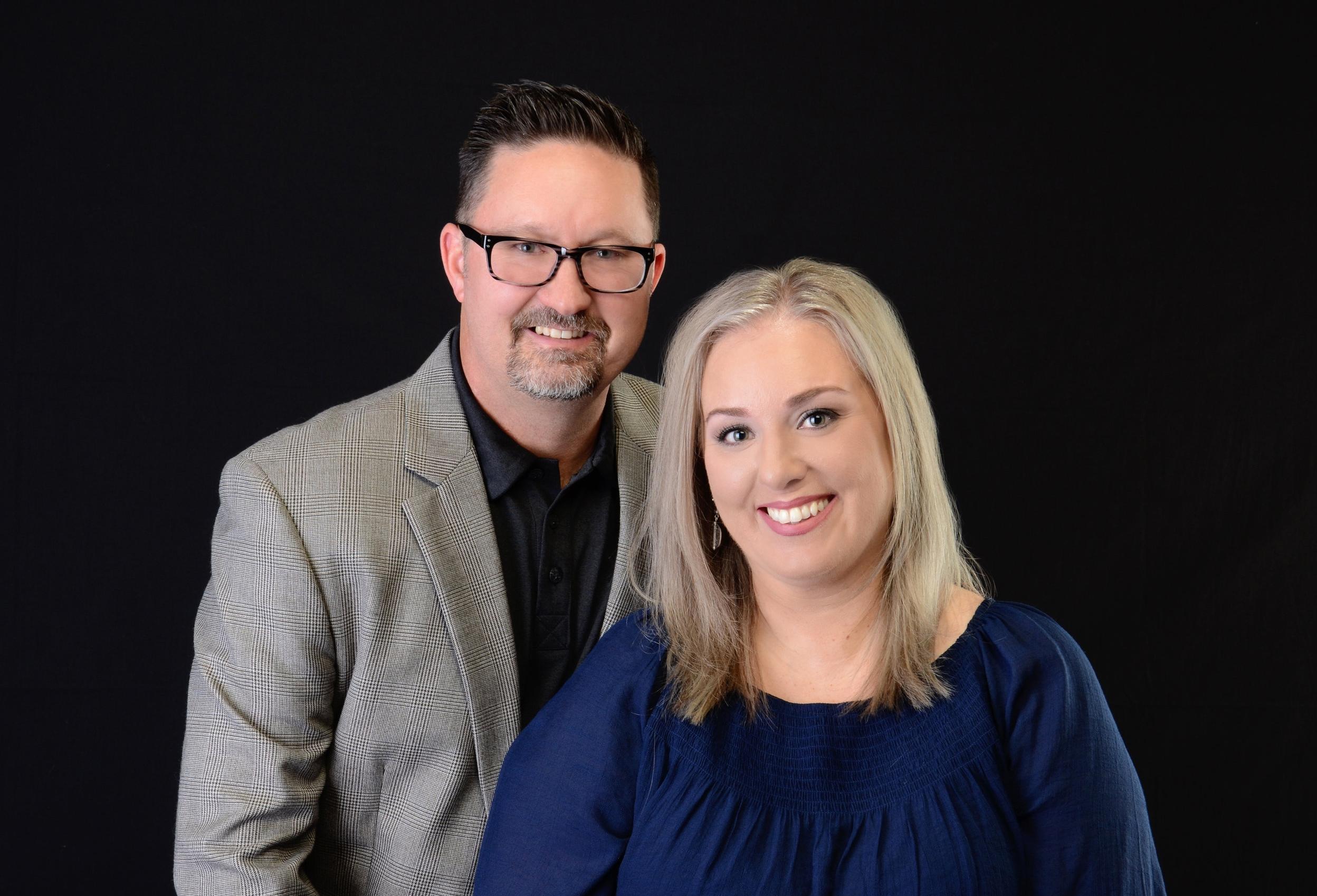 Ella and Jeff Hutchinson