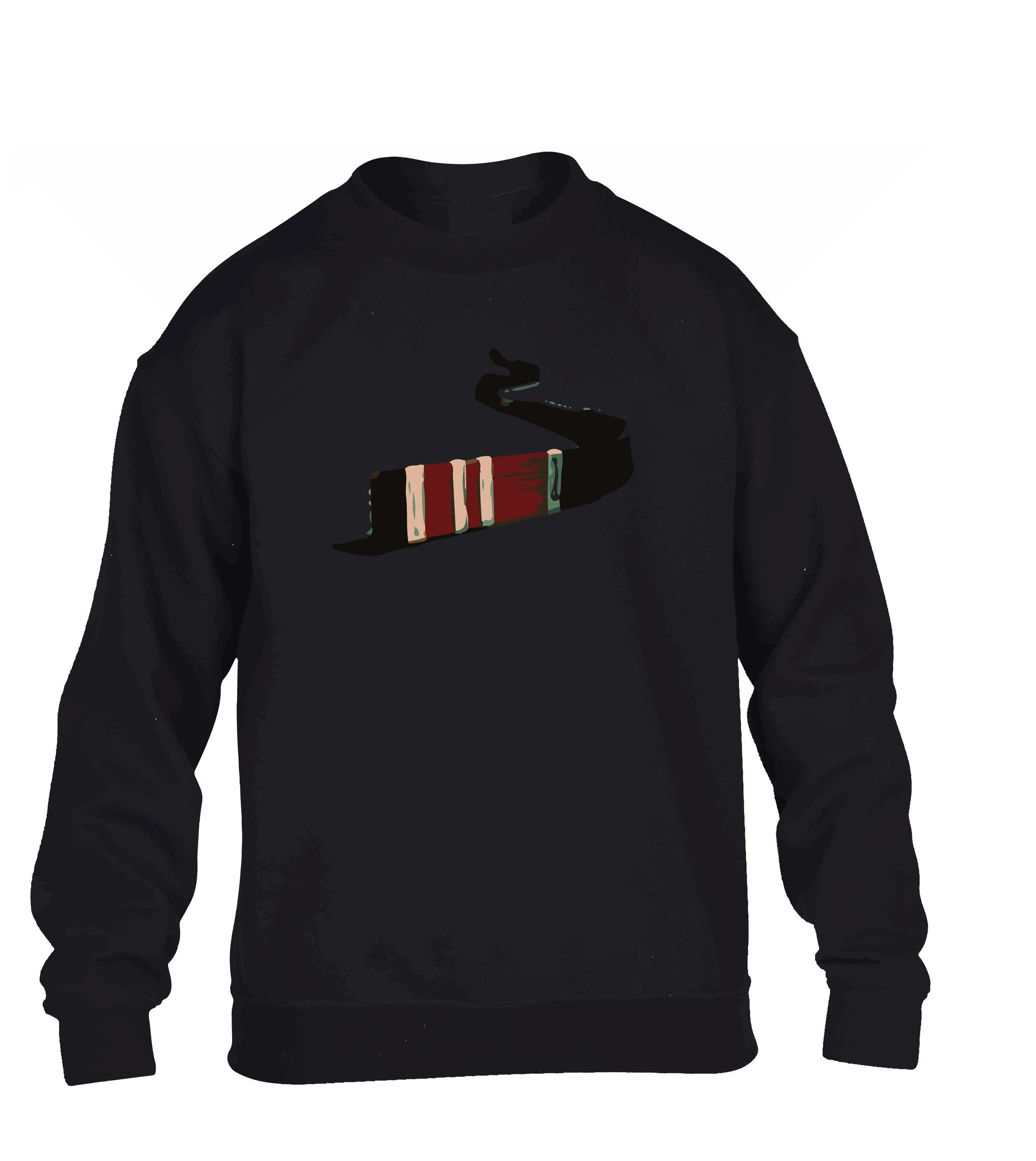 Black Jiu Jitsu jumper