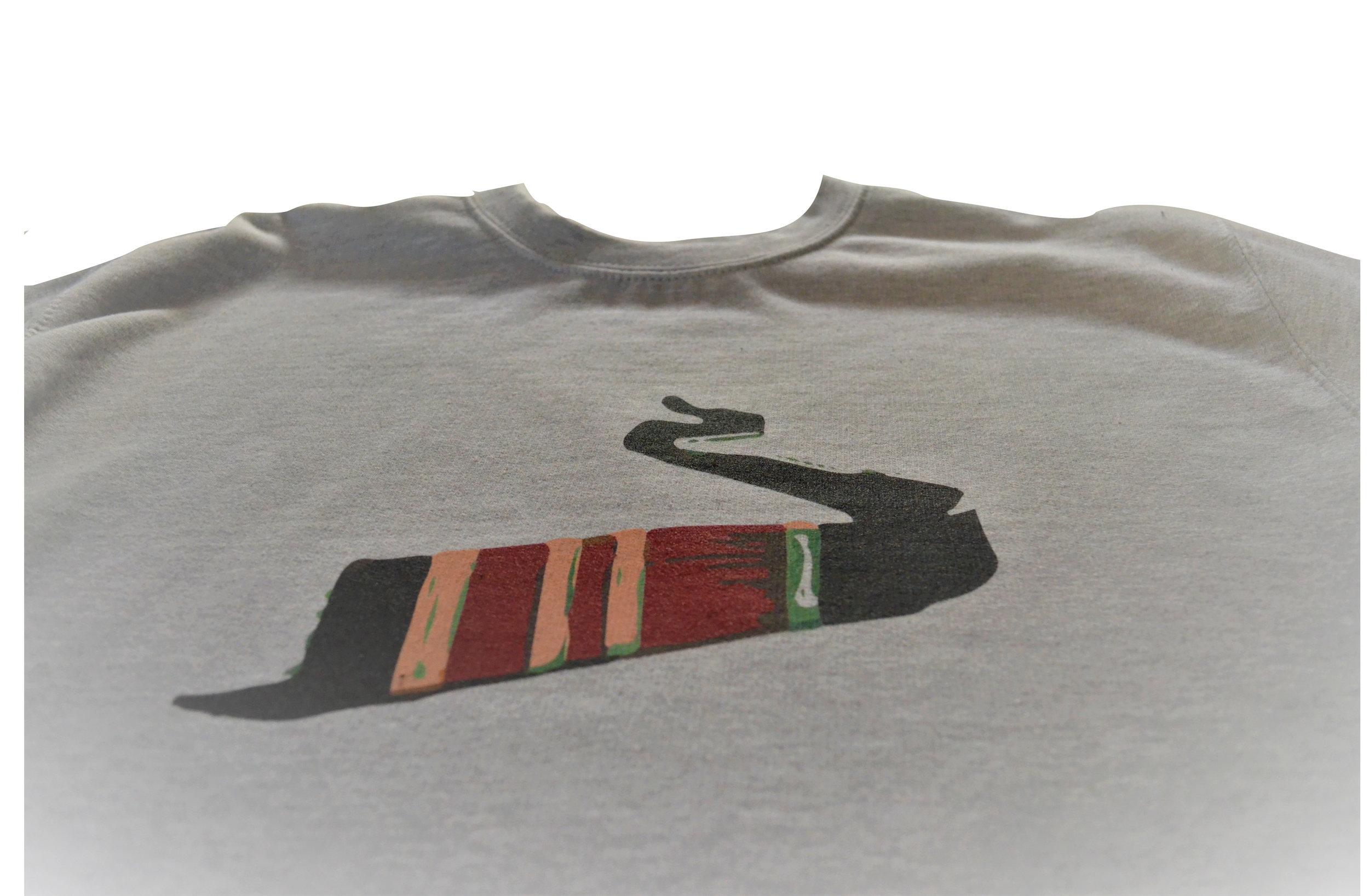 Jiu Jitsu Sweatshirt ' Classic edition'