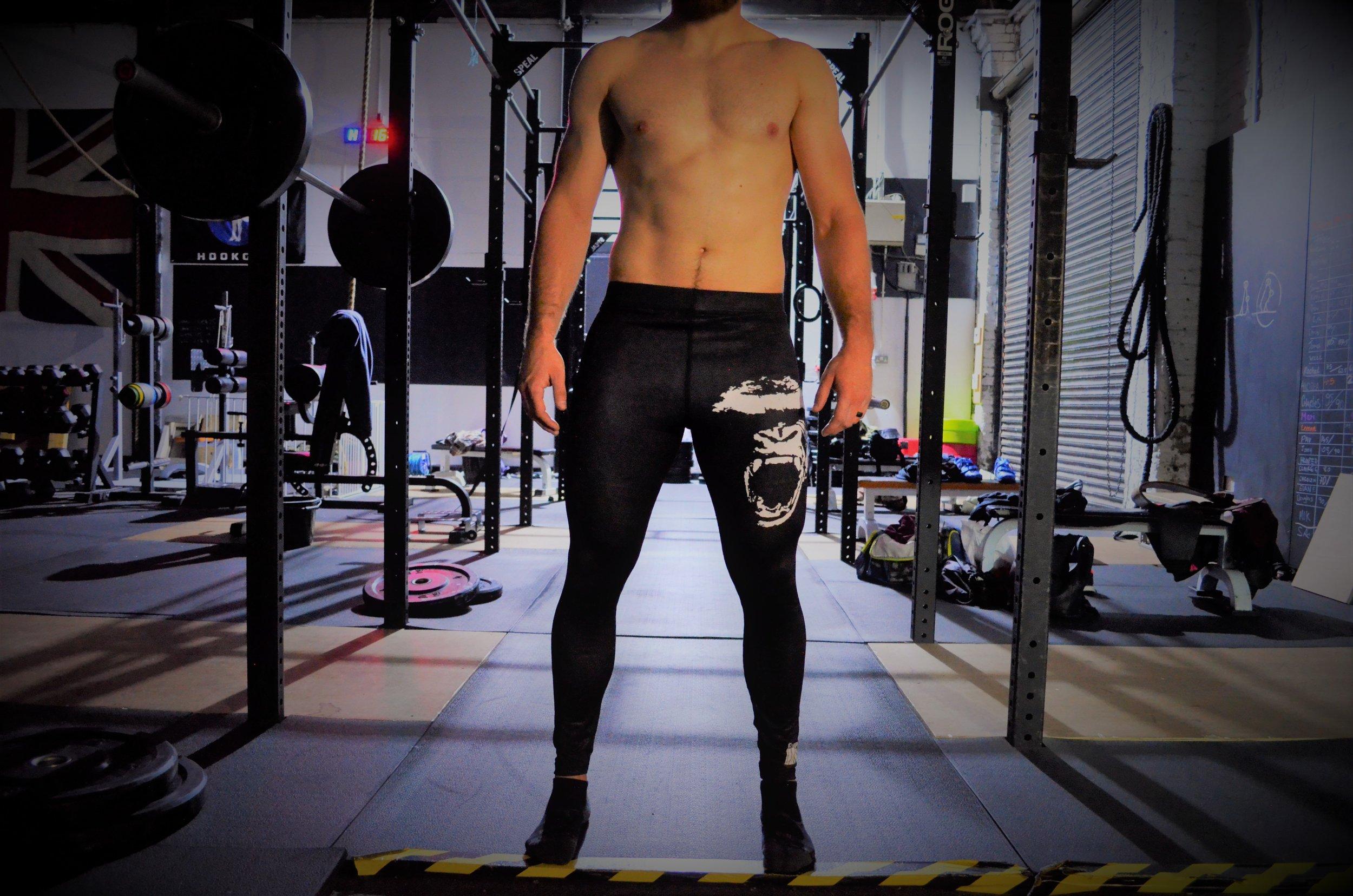 Custom bespoke spats