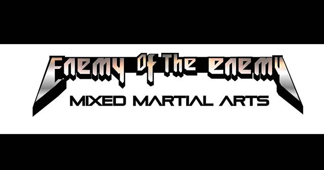 New design and collaboration with  @enemyoftheenemy theenemy  If you like this logo go check em out for the release.  More bad ass stuff to follow #bjj #mma