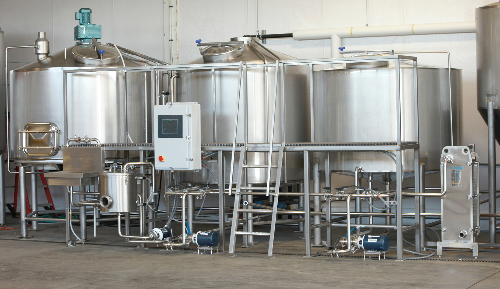7.5 BBL BREWHOUSE