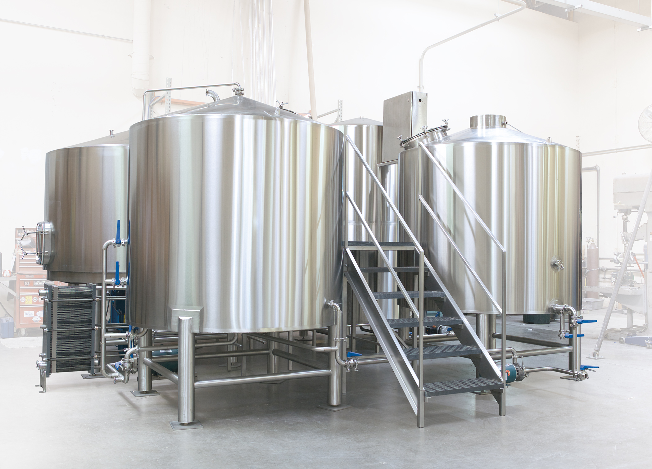 20 BBL BREWHOUSE