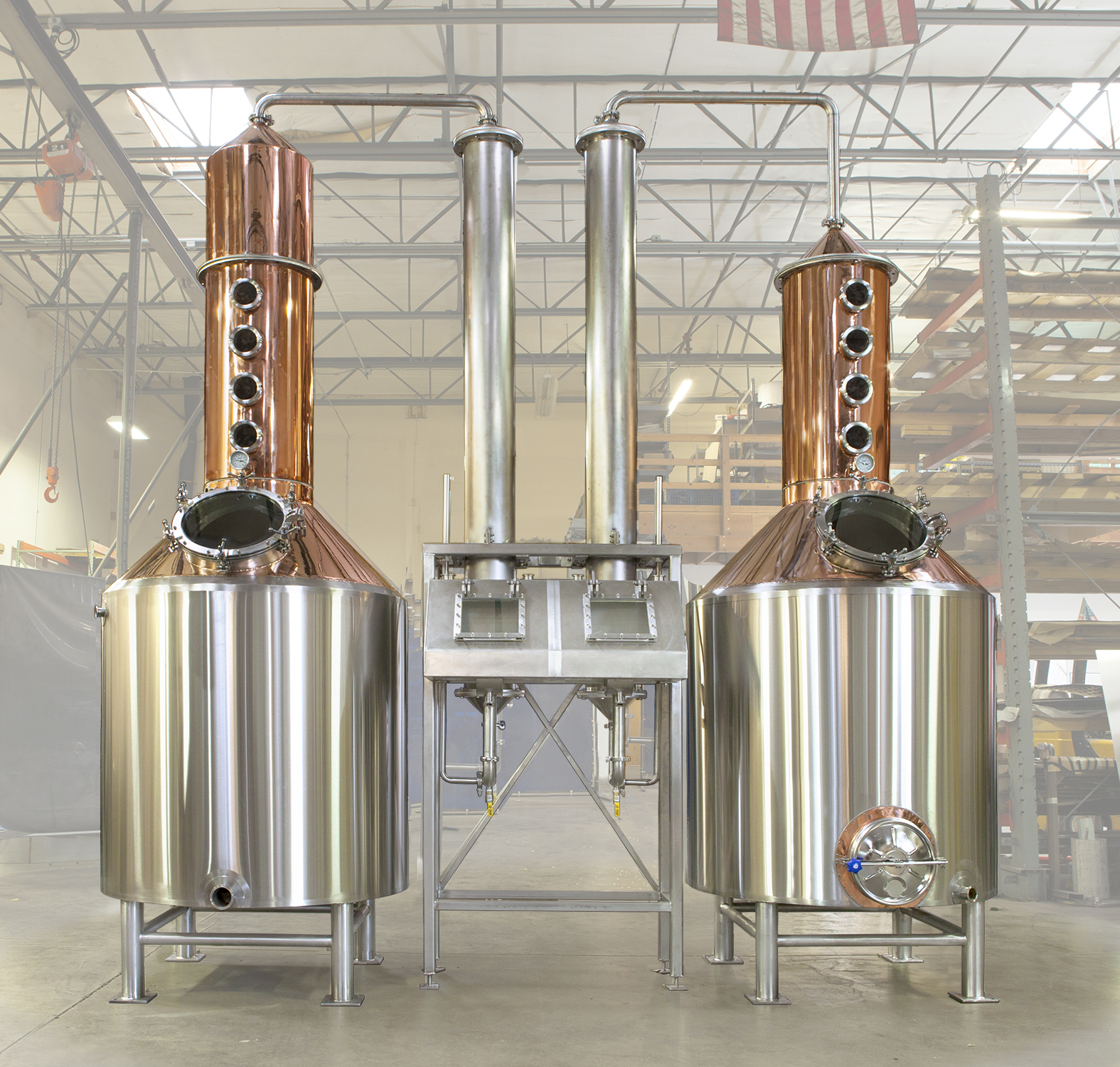 300 GALLON STILLS