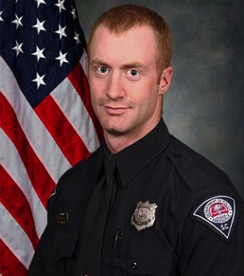 Officer Allen Jacobs