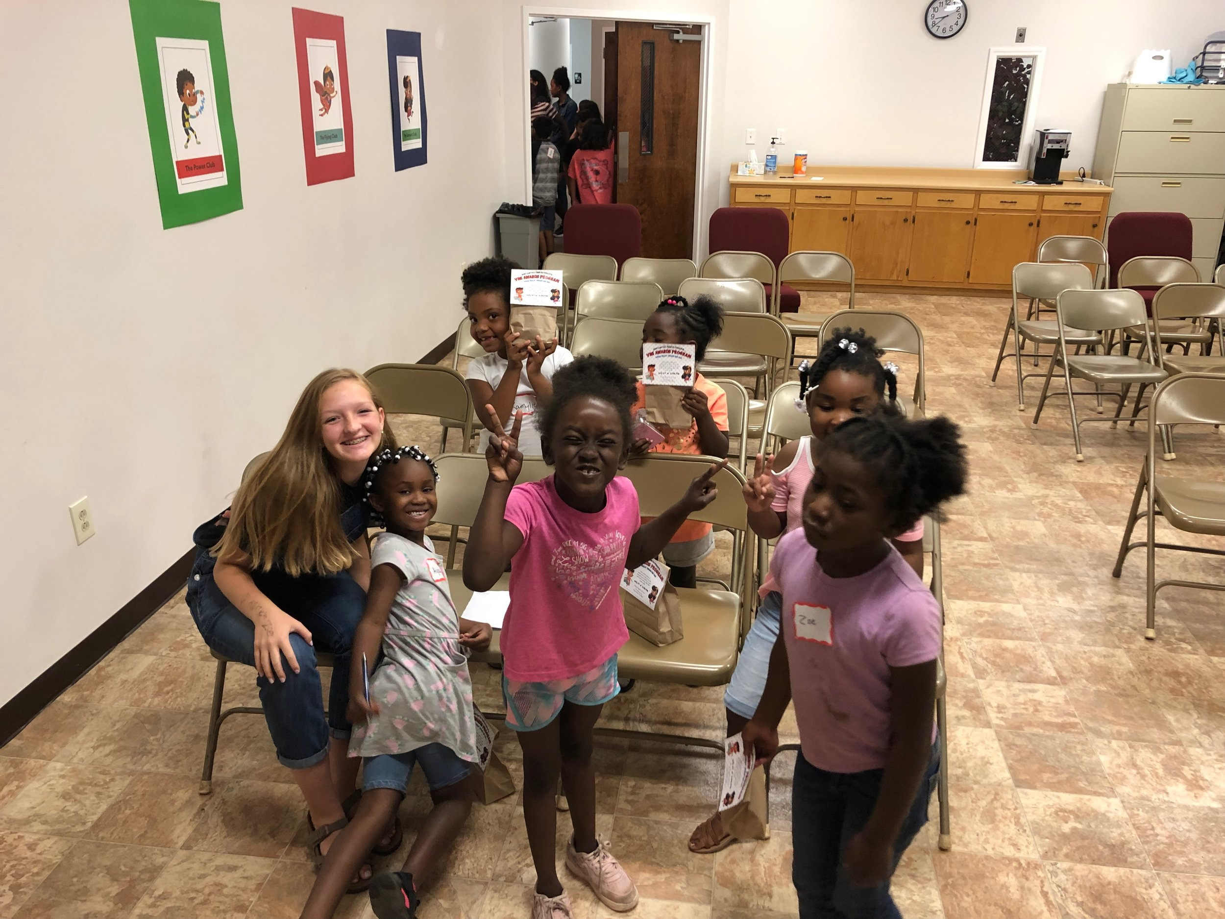Morningside Baptist Church Outreach Volunteers for VBS at Hope Baptist Church Nicholtown Greenville SC - 8.JPEG
