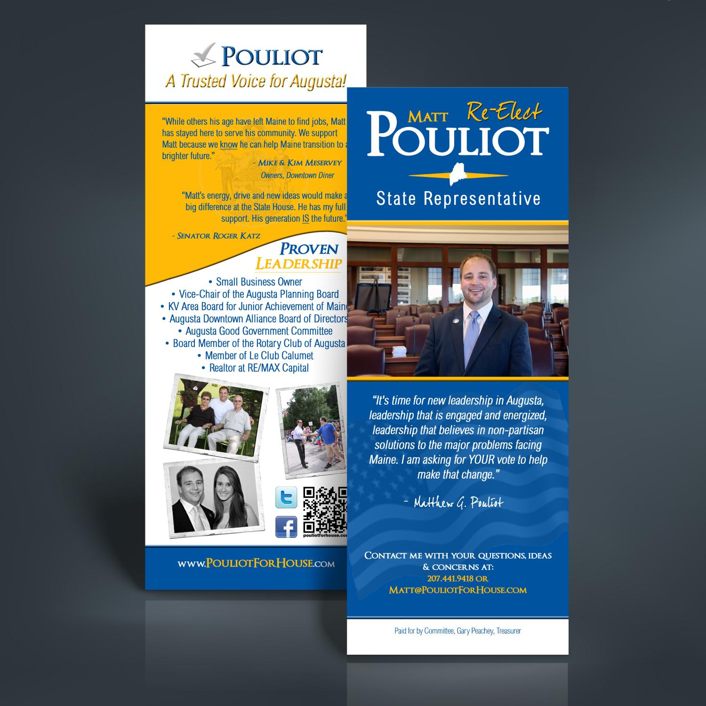 Matt Pouliot Palm Card