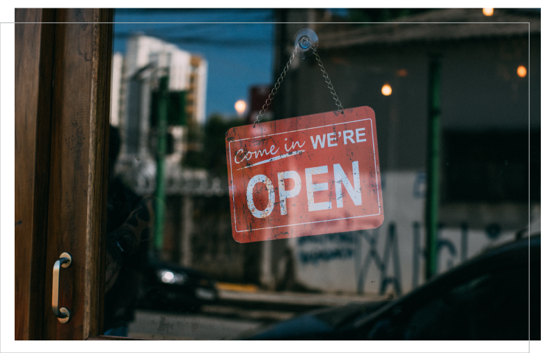 Core Marketing helps you get open for business
