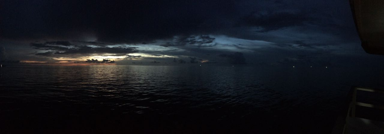 - you ~ the ocean ~ me