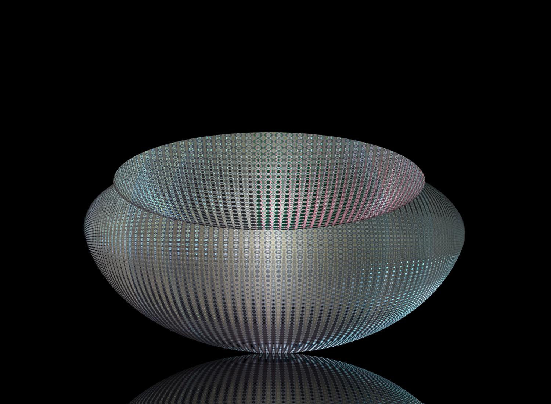 Woven Basket   (12 x 12)