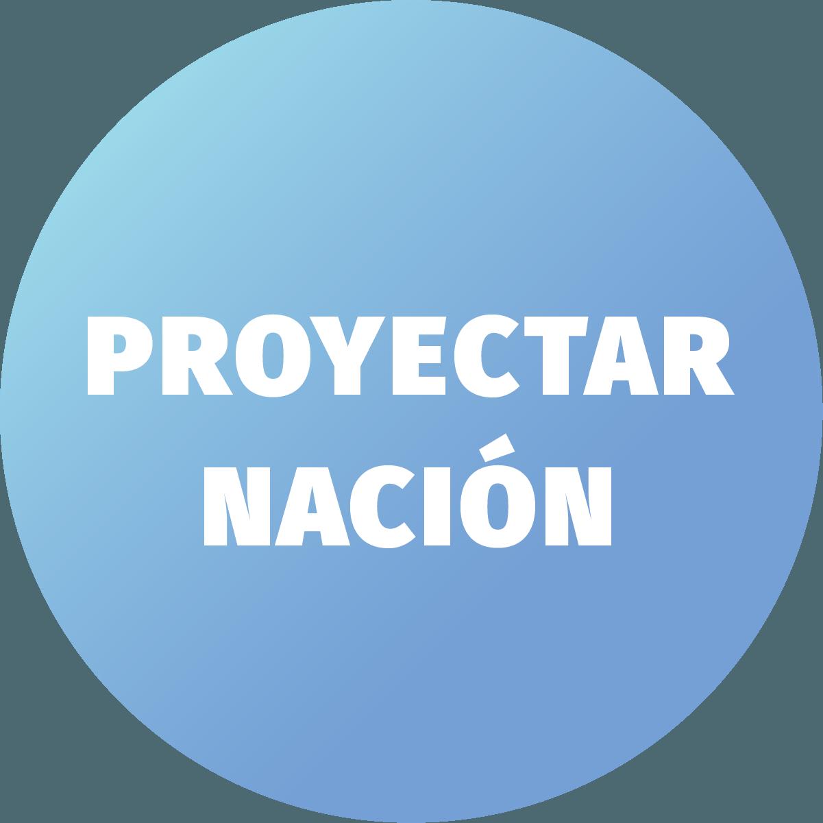 Proyectar Nación – Revista Digital - Diseño editorial, dirección de arte y community management durante el período 2014-2016.