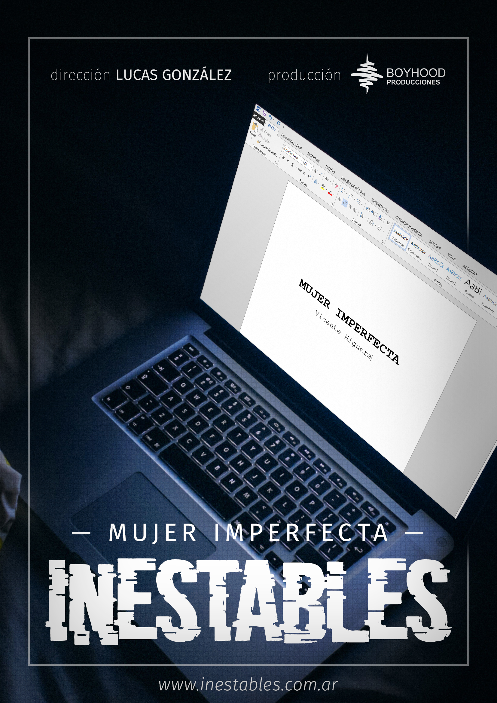 Inestables, Mujer Imperfecta