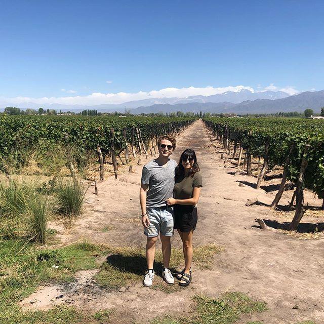 Finde largo en Mendoza 🍷✈️