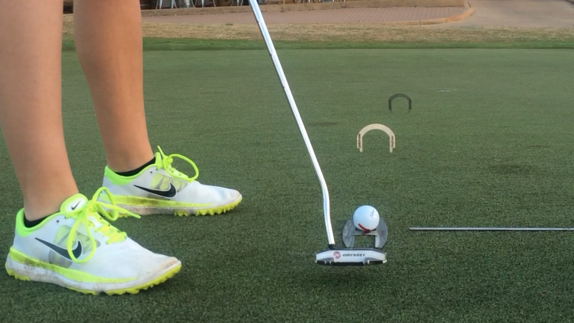 BEST PUTTING LESSONS DALLAS FORT WORTH. BEST PUTTING COACH.