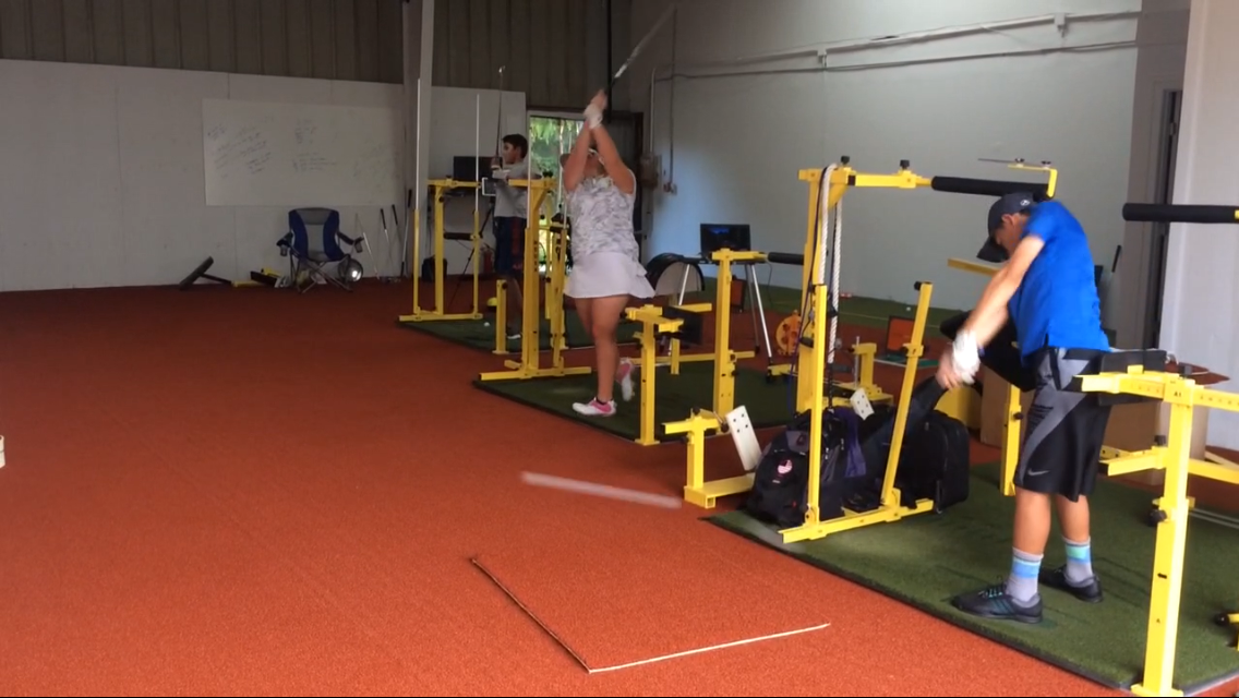 GOLF TRAINING CENTER LIKE NO OTHER -